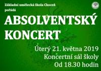 Absolventské koncerty