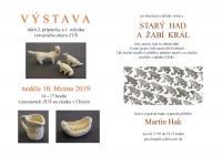 Výtvarný obor v březnu: Výstava, Putování s Bohdankou a Hradecká kavárna