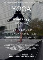 Jóga a taneční workshop