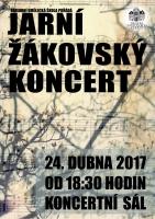Jarní žákovský koncert
