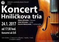 Koncert Hniličkova tria